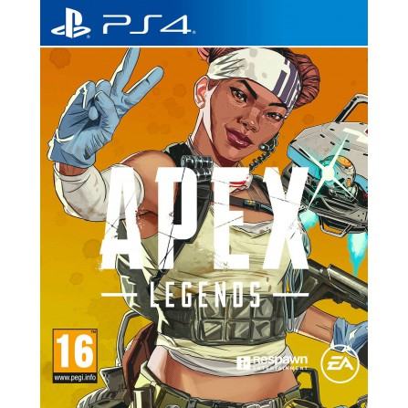 Apex Legends - Lifeline (Código) - PS4