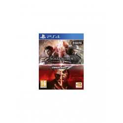 Tekken 7 + Soulcalibur VI - PS4