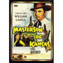 Masterson of Kansas - DVD