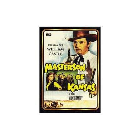 Masterson of Kansas - DVD