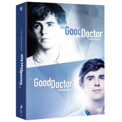 The Good Doctor pack 1+2 (dvd) - DVD
