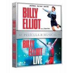 Billy Elliot (pelicula + musical) (blu-ray) - BD