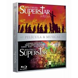 Jesucristo superstar (pelicula + musical) (blu-ray) - BD