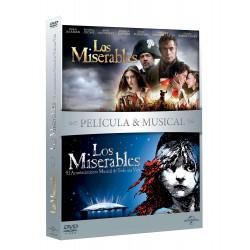 Los miserables (pelicula + musical) (dvd) - DVD