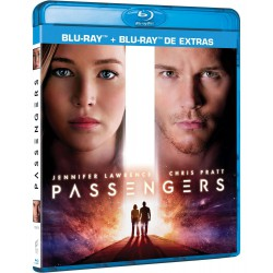 Passengers (blu-ray + blu-ray extras) - BD