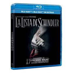 La lista de Schindler (blu-ray + blu-ray extras) - BD
