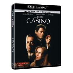 Casino (4k ultra hd + blu-ray)