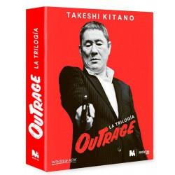 Outrage. La trilogía - BD