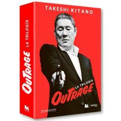 Outrage. La trilogía - DVD