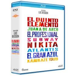 Colección Luc Besson - BD