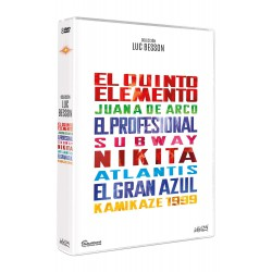 Colección Luc Besson - DVD