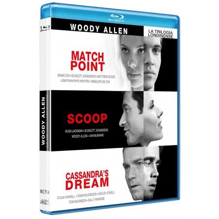 La trilogía londinense. Woody Allen - BD