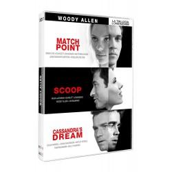 La trilogía londinense. Woody Allen - DVD
