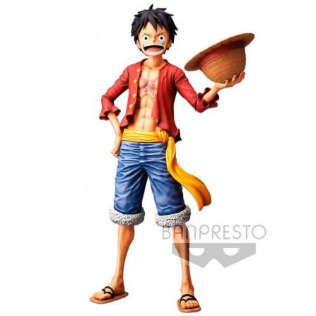 Figura Grandista Neo Monkey D. Luffy 28cm (One Piece)