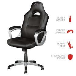 Silla GXT705 Ryon Black - PC