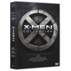 X-Men: Saga Completa - DVD