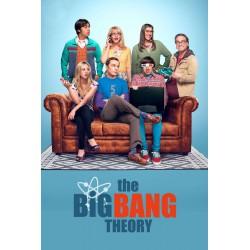 The Big Bang Theory (12ª temporada) - DVD