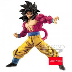 Figura Full Scratch The Super Saiyan 4 Son Goku 18cm Dragon Ball GT