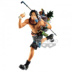 Figura Portgas D. Ace Ver. B - One Piece 3 Brothers