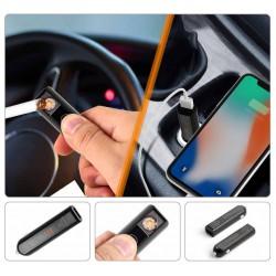 Cargador USB + Mechero de Coche Technaxx TX-134