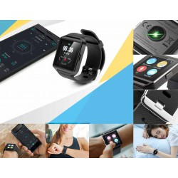 Smartwatch con pulsómetro TrendGeek TG-SW2HR