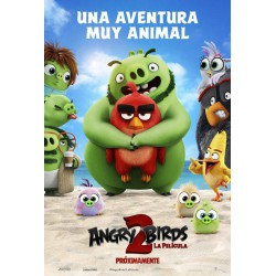 Angry birds 2 - DVD