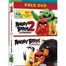 Angry birds 1+2 - DVD