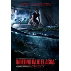 Infierno bajo el agua - BD