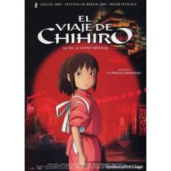 El viaje de Chihiro - DVD