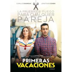 Primeras vacaciones - DVD