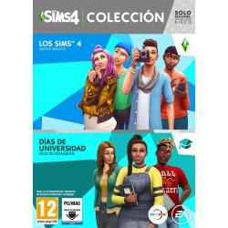 Sims 4 + Días de Universidad (DLC) - PC