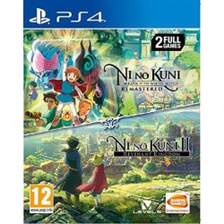 Ni No Kuni 1 + 2 Compilation - PS4