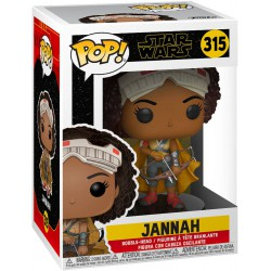 Funko Pop Jannah (Star Wars Episodio 9)