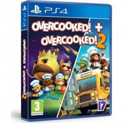 Overcooked! + Overcooked! 2 - PS4