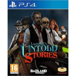 Lovecrafts Untold Stories - PS4