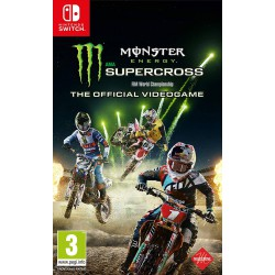 Monster Energy Supercross 3 - The Official Videogame - SWI
