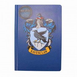 Cuaderno A5 House Ravenclaw Harry Potter