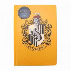 Cuaderno A5 House Hufflepuff Harry Potter
