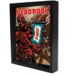 Cuadro 3D Deadpool