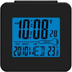 Radio Reloj Digital Denver REC-34B