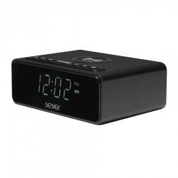 Radio Reloj Digital Denver CRQ-105 QI