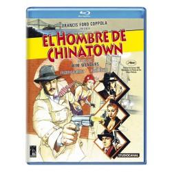 El hombre de chinatown - BD