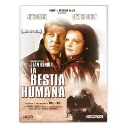 La bestia humana - DVD