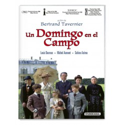 Un domingo en el campo - DVD
