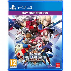 Blazblue Cross Tag Battle Special Edition Day 1 - PS4