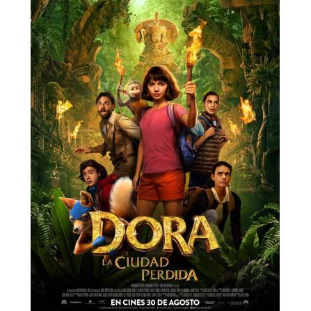 Dora y la ciudad perdida (dvd) - DVD