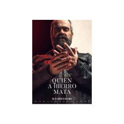 Quien a hierro mata (dvd) - DVD