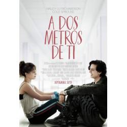 A dos metros de ti (dvd) - DVD
