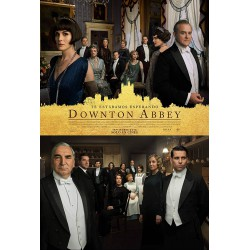 Downton abbey: la película (dvd) - DVD