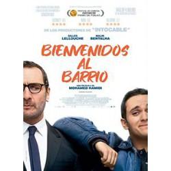 Bienvenidos al barrio (DVD) - DVD